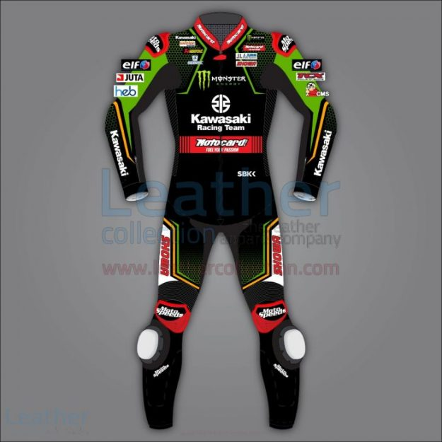 Shop Alex Lowes Kawasaki Racing Leathers WSBK 2020