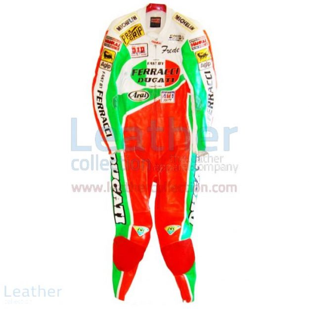 Claim Now Freddie Spencer Ducati Corse AMA leathers for ¥100,688.00 i