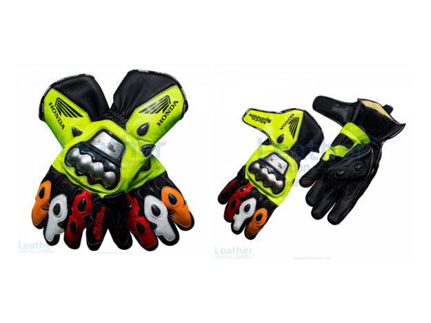 Gloves Valentino Rossi Repsol Honda MotoGP 2003