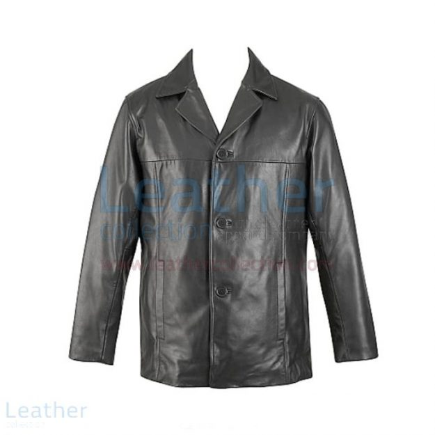 Pick Now Lamb Leather Zip Out Thinsulate Liner Jacket for SEK2,323.20