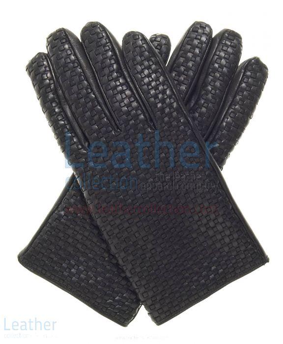Woven gloves