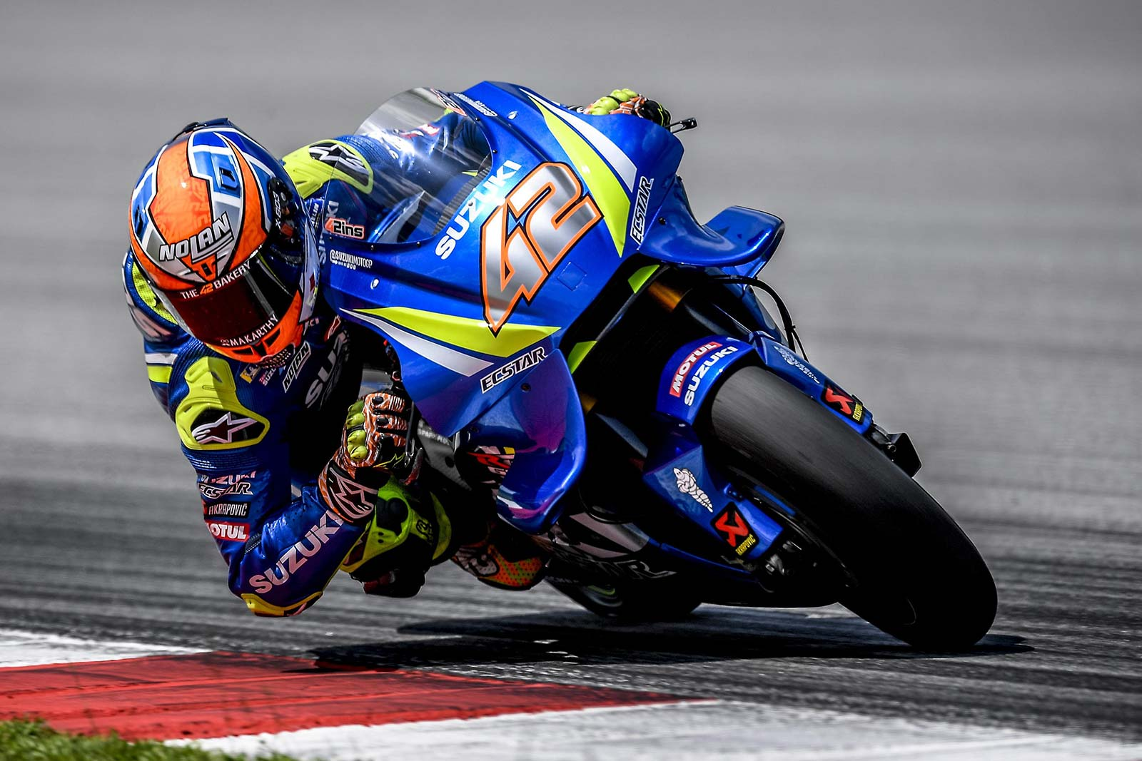 "Andrea Iannone: Suzuki ""can't hide"" race pace deficit - MotoGP Replica"