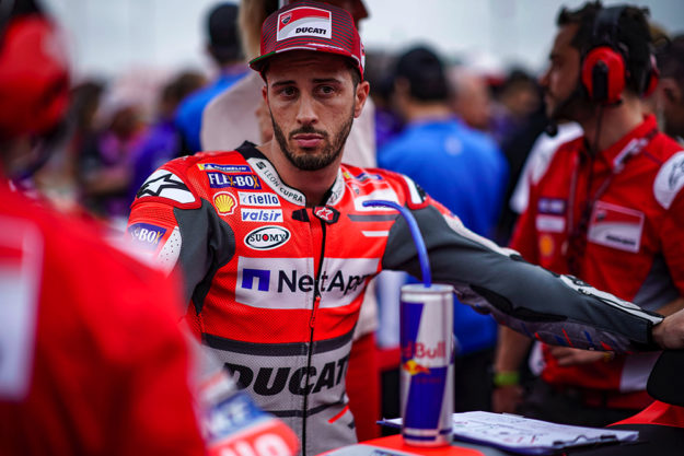 "Marquez threw away ""easy"" Argentina win – Dovizioso"