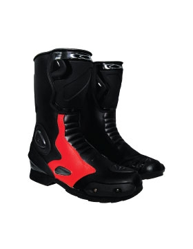 Leather motorcycle boots – Biker boots