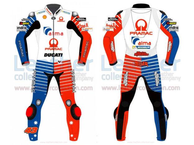 JACK MILLER DUCATI MOTOGP 2019 RACING SUIT