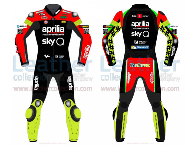 ANDREA IANNONE APRILIA MOTOGP 2019 LEATHER SUIT