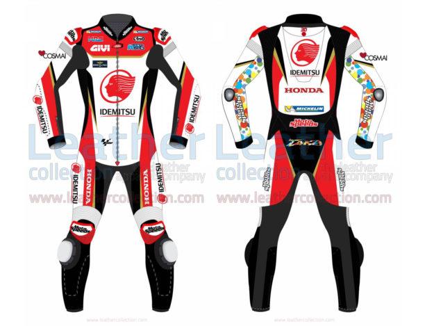 TAKAAKI NAKAGAMI LCR HONDA 2019 MOTOGP RACE SUIT