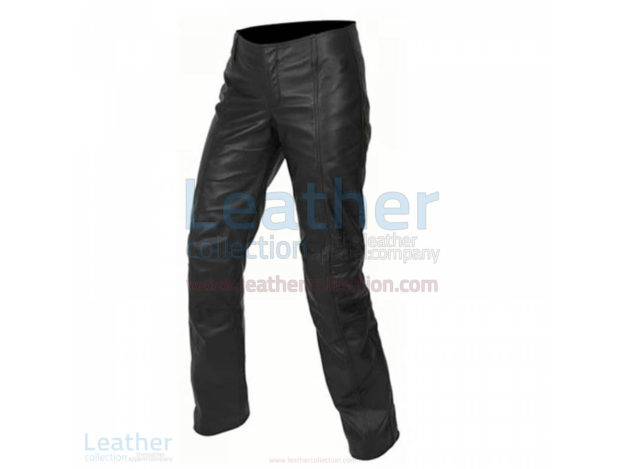 Fashion Leather Pants