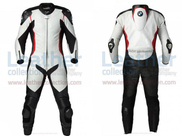 BMW DoubleR Race Leather Suit