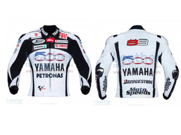 Yamaha Petronas 500 Leather Jacket