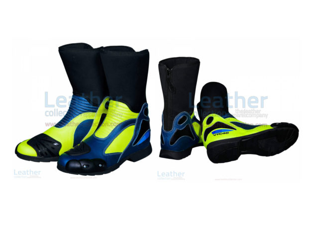 VALENTINO ROSSI MOTOGP 2016 & 2017 RACE BOOTS