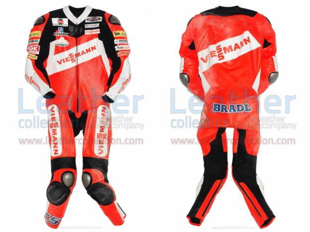 Stefan Bradl Kalex Moto2 2011 Race Suit
