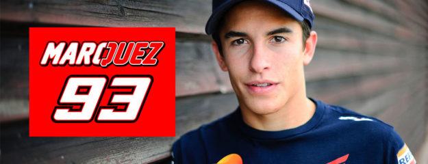 Marc Marquez youngest ever MotoGP World Champion