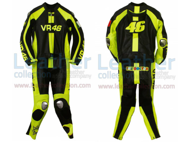 VR46 Valentino Rossi Motorcycle Race Suit