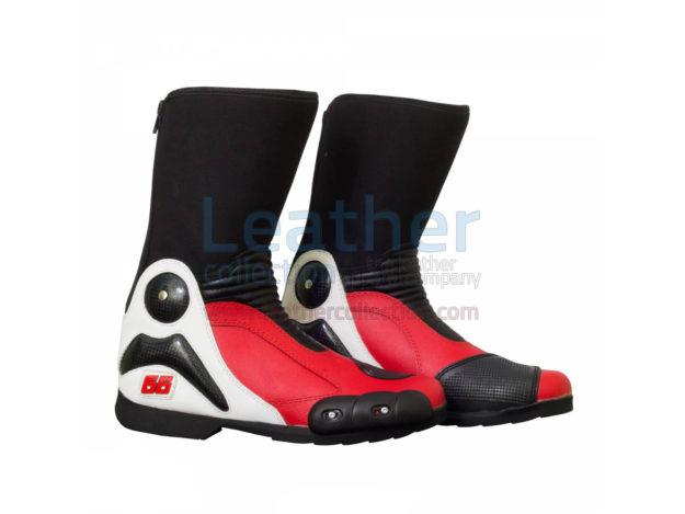Tom Sykes Kawasaki 2015 MotoGP Race Boots